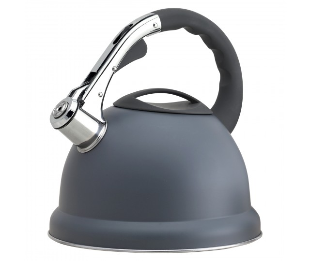 2.85 Quart Stainless Steel Whistling Tea Kettle